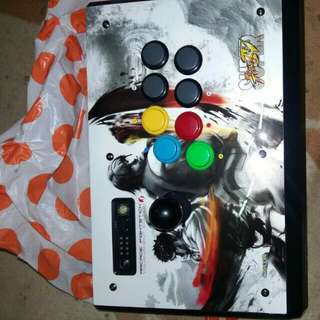 Archade fightstick... (reduce price)