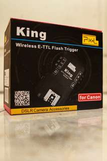 Trigger pixel king