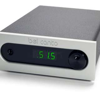 Bel Canto C5i DAC Integrated Amplifier (USA)