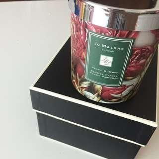 🚚 全新現貨/Jo MALONE Peony & Moss 牡丹與苔蘚 英國公益限量版 香氛蠟燭
