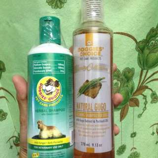 Doggies' Choice Shampoo