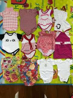 Baby Clothes 12sets