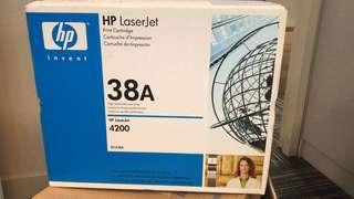 HP Laserjet 38A