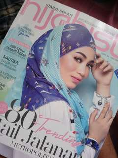 MAJALAH HIJABISTA OCTOBER 2015