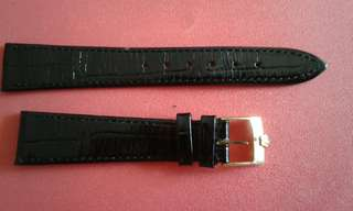 Leather Strap TlT0Nl 18mm