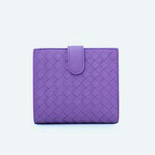 REDUCED Bottega Wallet in Purple