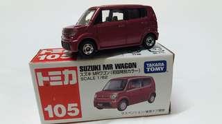 Tomica 車仔 (Suzuki Mr Wagon 初回)