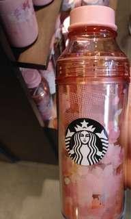 2018 Japan Starbucks 日本櫻花水樽