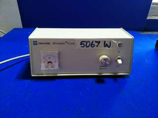 5067 W Manostat 72-100-220 Ministaltic Pump @$80 Each @B7/3