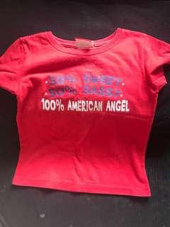 kids soft t-shirt