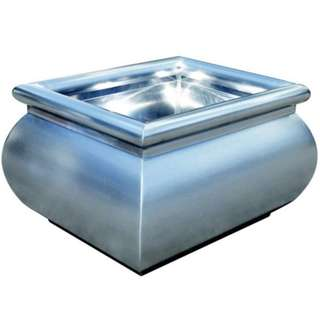 Stainless Steel Planter Pot-PNP-1313/SS