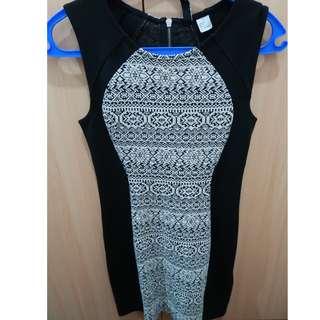 Cotton Dress fit to bodyshape H&M