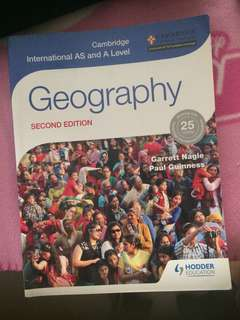 A level/ JC H2 Geography guide book