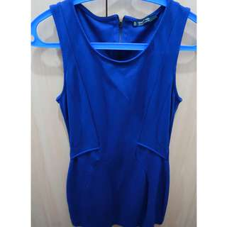 Mango CottonDress (fit to bodyshape)