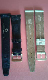 Watch Strap Titus,Gay Laroche $28each 2Pcs $48
