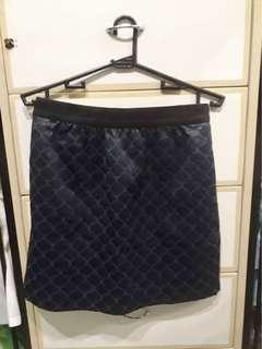 SALE Ann Taylor navy blue skirt