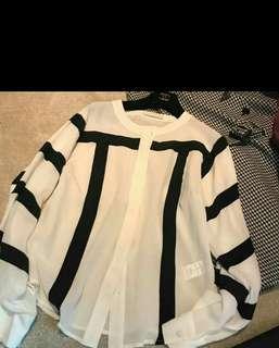 現貨Chloe襯衫,原價3萬+