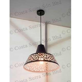 LSH Stylish Decorative Pendant Ceiling Light 17601/1