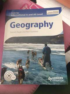 A level/ JC geography guide book