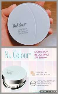 BNIB BB Cream Compact with Refill
