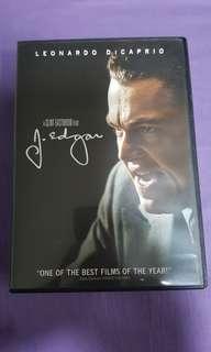 DVD J.艾德格 (2011) 里安納度狄卡比奧妮奧美華絲