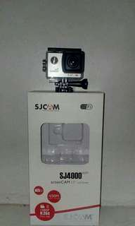 Sj4000 Action Cam (Waterproof case included)