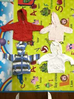 Baby's Jacket Bundle