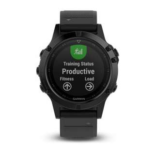 Garmin Vivoactive 3 - Stainless Steel Black