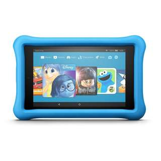 "Promotion!!!Fire HD 8  Tablet, 8"" HD Display, 32 GB, Blue /Pink"