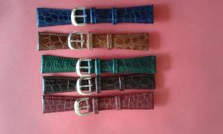 watch strap France Fasion 20mm 5PCS $45 $10 each