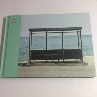[WTS] NEGOTIABLE BTS YOU NEVER WALK ALONE/YNWA ALBUM GREEN VERSION