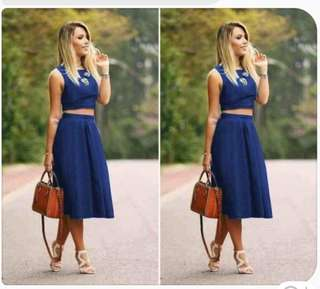 U.S fashionable terno
