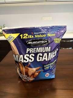 Muscletech Premium Mass Gainer (Chocolate) 12lb
