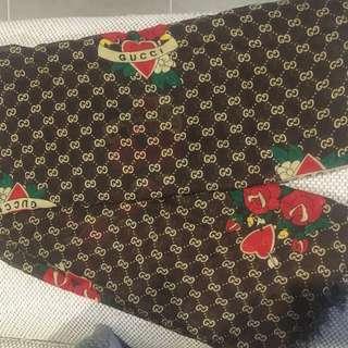 New Gucci scarf