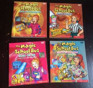 The magic school bus VCD