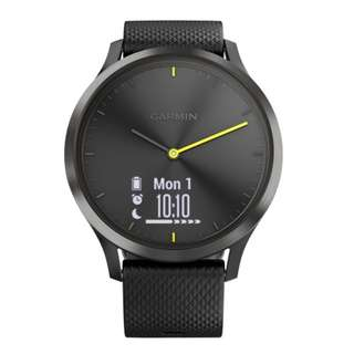 Garmin Vivomove - HR Black