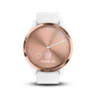 Garmin Vivomove - HR S/M Gold White