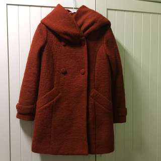🚚 日本帶回-毛呢外套