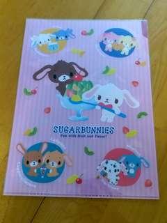 Sugarbunnies A4文件夾file