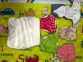 Baby Reusable cloth Diapers