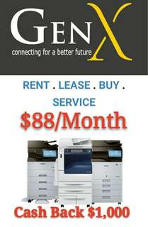 Fuji Xerox Copier /Office Rental