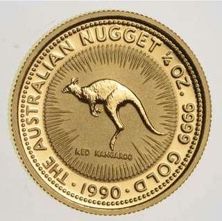 Australia Gold Coin (Gold 999) ❤️