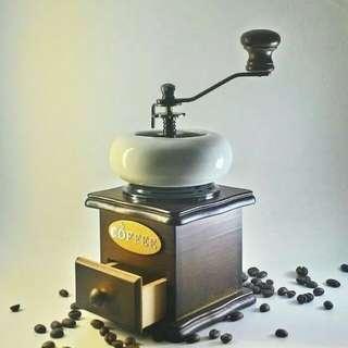 Burr Grinding Core Manual Coffee Grinder