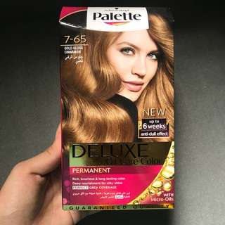 Palette Gold Gloss Cinnamon Hair Dye