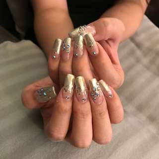 Nails Preetie nails @$25
