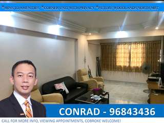 5 RM HDB at 870 Woodlands Street 81 for SALE