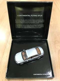 Bentley BL462 Continental Flying Spur Silver Tempest rhd (Ed.43)