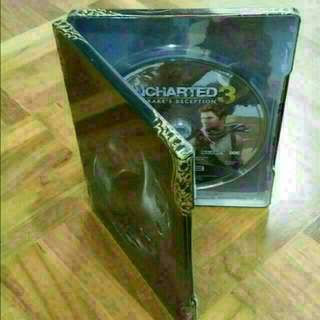 Uncharted 3 (Tin Box Collector Edition)