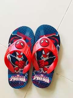 Spider man marvel slippers