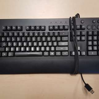 Logitech G213 Prodigy RGB Keyboard